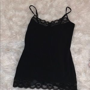 express black lace cami